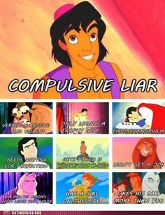 Here are Sarcastic Yet Funny Lessons Learned From Disney.Here are Sarcastic Yet Funny Lessons Learned From Disney. Heroes Disney, Disney Men, Disney Love, Walt Disney, Funny Disney, Disney Humor, Disney Sayings, Disney Stuff, Doug Funnie