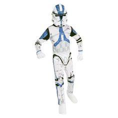 Star Wars Clone Trooper Child Costume