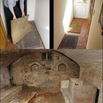 43 + Essential Things For Cool House Ideas Secret Passage Hidden Rooms Awesome 4 - Versteckte Räume Creepy Hidden Rooms, Secret Hiding Spots, Hidden House, Secret Passage, Metal Grid, House Ideas, Protecting Your Home, Teen Girl Bedrooms, Dream Rooms