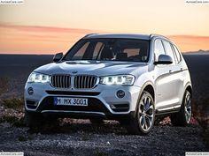 BMW X3 (2015)