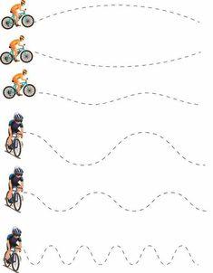 Iskolaelőkészítő játékok 2.   Játsszunk együtt! Printable Worksheets, Printables, Exercises, Print Templates