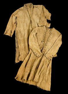A Woodsrunner's Diary: Arnish Moore Undershirt & Frock Coat.