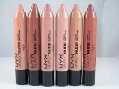 NYX Simply Nude Lip Creme Makeup Dupes, Skin Makeup, Dupes Nyx, Elf Dupes, Eyeshadow Dupes, Lipstick Dupes, Eyeliner Makeup, Nude Lipstick, Makeup Geek