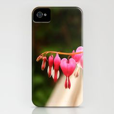 ► Hearts on the Line ◄ iPhone Case by StormyArts (PhotoArt by Gale Storm) - $35.00