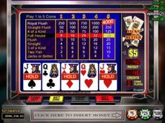 Cara Mengembangkan Strategi Video Poker - Indonesia Casino Online Terpercaya
