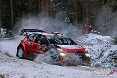 Rally Sweden 2017 C3