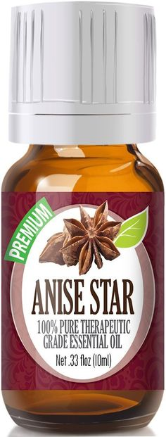 Anise Star 100% Pure, Best Therapeutic Grade Essential Oil - 10ml >> Don't get left behind, see this great  product : ginger essential oil