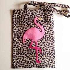 Tote bag Flamingo par Seasonfall sur Etsy