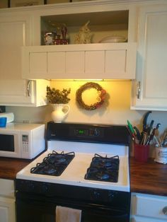 How to Build a Custom Range Hood for $20 — Apartment Therapy Reader Project Tutorials
