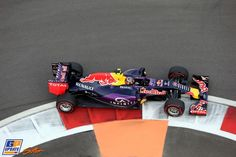 Daniil Kvyat, Red Bull, Formule 1 Grand Prix van Rusland 2015, Formule 1