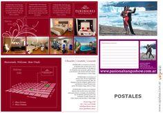 #diseñografico #postales