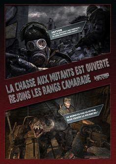 Metro 2033 by C-VenS