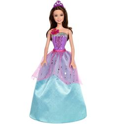 Кукла Barbie ( Кукла Барби ) Супер-принцесса Корин   Barbie.Ru   Барби в России