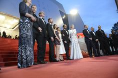 L'équipe du film Macbeth © Traverso