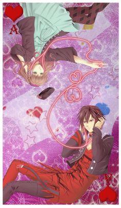 Heroine and Shin-Song of Love by Heart-tsukikage on DeviantArt Amnesia Shin, Amnesia Anime, Anime Kiss, Manga Anime, Anime Art, Cute Anime Pics, Awesome Anime, Amnesia Memories, Best Animes Ever