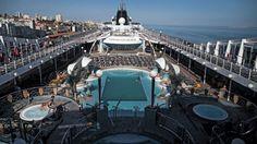 MSC Poesia / a viagem ao centro do navio faz-se em prosa #Cruises