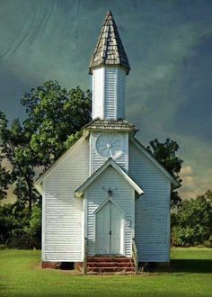 Lovely country church