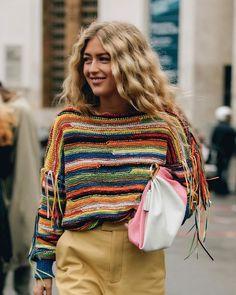 Time for Fashion » El amarillo mantequilla (y sus distintas combinaciones) es el nuevo beige este otoño 2019