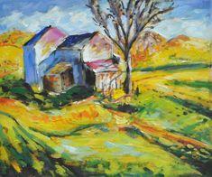 Maurer - House in a Landscape