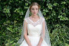 Veils, wedding veils, bridal veils, birdcage veils, cathedral length veils, fingertip length veils, chapel length veils, lace wedding veils, short veils, vintage veils, crystal veils, pearl veils, designer veils, luxury veils, long wedding veils