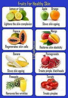 Fruits for Glowing Skin There are several foods that take care of skin naturally. Fruits for Glowing Skin There are several foods that take care of skin naturally. Sport Nutrition, Nutrition Tips, Health And Nutrition, Health And Wellness, Foods For Healthy Skin, Healthy Tips, Healthy Eating, Foods For Clear Skin, Food Good For Skin