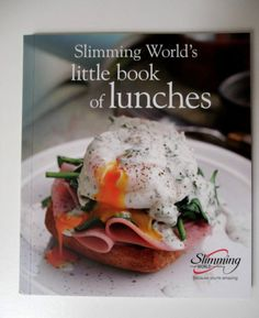 Slimming World Little book of lunches recipes syns food diet NEW May 2013 Cookbook Recipes, Lunch Recipes, Diet Recipes, Cooking Recipes, Healthy Recipes, Slimmimg World, Slim Diet, Tasty, Yummy Food