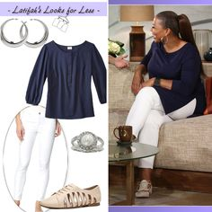 Queen Latifah's Look for Less: May 13