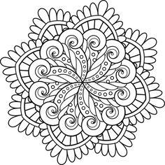 25 coloring pages designs mandala coloring pages рисунки, ма Mandala Design, Mandala Art, Mandalas Painting, Mandalas Drawing, Mandala Pattern, Easy Coloring Pages, Mandala Coloring Pages, Coloring Sheets, Coloring Books