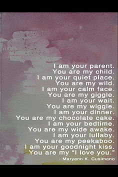 Mothers Poem