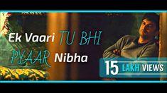 Jaan Nisaar   Maine Nibhaya Hai   Sushant Singh Rajput   Arijit Singh   ... Sushant Singh, Maine, Singer, Videos, Youtube, Movies, Movie Posters, Films, Singers