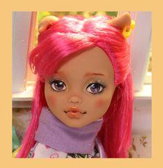 BAMBI - OOAK custom repaint Monster High doll