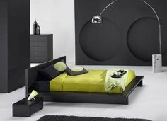 60 Teen Room Interior design , furniture and decoration Ideas Black Bedroom Design, Bedroom Furniture Design, Room Interior Design, Master Bedroom Design, Home Design, Bedroom Decor, Bedroom Ideas, Bedroom Designs, Furniture Ideas