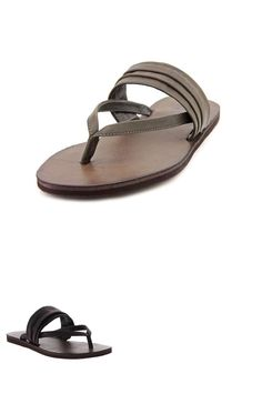 a3b271b2fcd59d Sandals and Flip Flops 62107  Otbt Women S Crestview 2 Thong Sandal Brown  Leather Size 7.5 M Us -  BUY IT NOW ONLY   34.99 on eBay!
