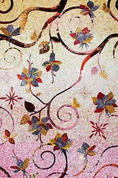 mosaics by SICIS