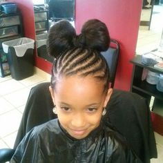 Searching for braids hairstyles for little girls? You have come to the right place. We have compiled 20 fabulous braids hairstyles for little girls. Check them out now! Braided hairstyles for little girls require only one thing that is: pull hair back and away from the face. So children can have their fun time without any fuss. #hairstraightenerbeauty #BraidsHairstylesforLittleGirls #BraidsHairstylesforLittleGirlsblack