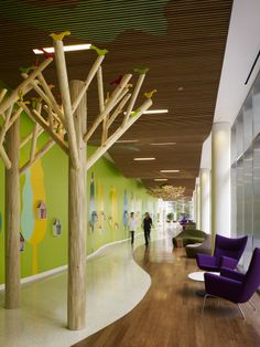 Randall Children's Hospital in Portland by ZGF Architects