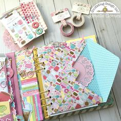 I used the Cream & Sugar collection from Doodlebug to make dashboard, weekly layout and envelope for my planner Cute Planner, Happy Planner, Planner Tabs, Diary Planner, Scrapbooking Agenda, Printable Planner, Planner Stickers, Planner Bullet Journal, Cute School Supplies