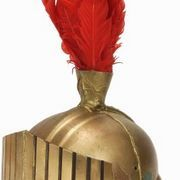 If you're planning a Roman-themed party or if you just want to make something cool, creating a Roman helmet from paper mache is the way to go. A paper Roman helmet can be a neat work of art that doubles as both the finishing for any Roman gladiator costume and a neat conversation piece among family and friends. Since the process of creating...