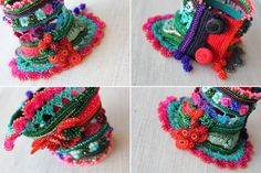 Echium Plantagineum... FreeForm Crochet di irregularexpressions