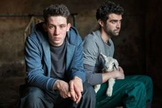 Alec Secareanu and Josh O'Connor in God's Own Country (2017)