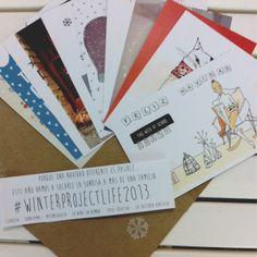 pack 12 postales