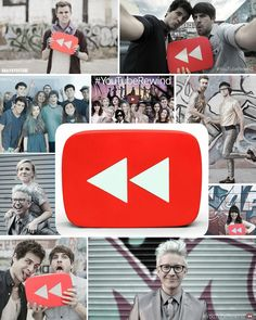 YOUTUBE REWIND 2014-That awkward moment when you can name almost all the youtubers in youtube rewind... Yup..