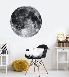 DECO PANEL | KSIĘŻYC Fox Art, Studio, Chair, Furniture, Design, Home Decor, Cash Register, Decoration Home, Room Decor