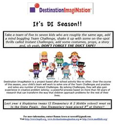 destination imagination - Google Search