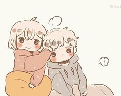 56 images about Mani love ♥ on We Heart It Cute Chibi Couple, Anime Love Couple, Couple Cartoon, Cute Couple Drawings, Cute Drawings, Anime Couples Manga, Cute Anime Couples, Cartoon Art Styles, Cartoon Drawings