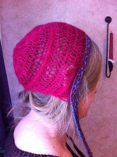 Sprang hairnet
