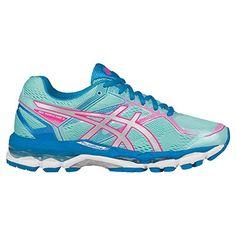 cf602f475830 ASICS Womens GelSurveyor 5 Running Shoe Aqua SplashSilverDiva Blue 95 M US      See this great product. All About Shoes Fashion · Women Shoes Road  Runner