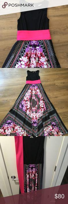 Nordstrom Floral Floor Length Dress Size 8 Nordstrom Floral Floor Length Dress Size 8.  Absolutely stunning! Nordstrom Dresses Maxi