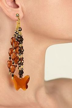 Papillon Drop Earrings, My Love, My Style, Collection, Jewelry, Fashion, Butterflies, Jewerly, Moda