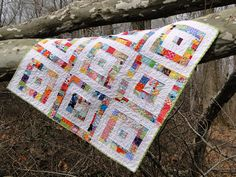 Scrap quilt | Fluffy Sheep Quilting